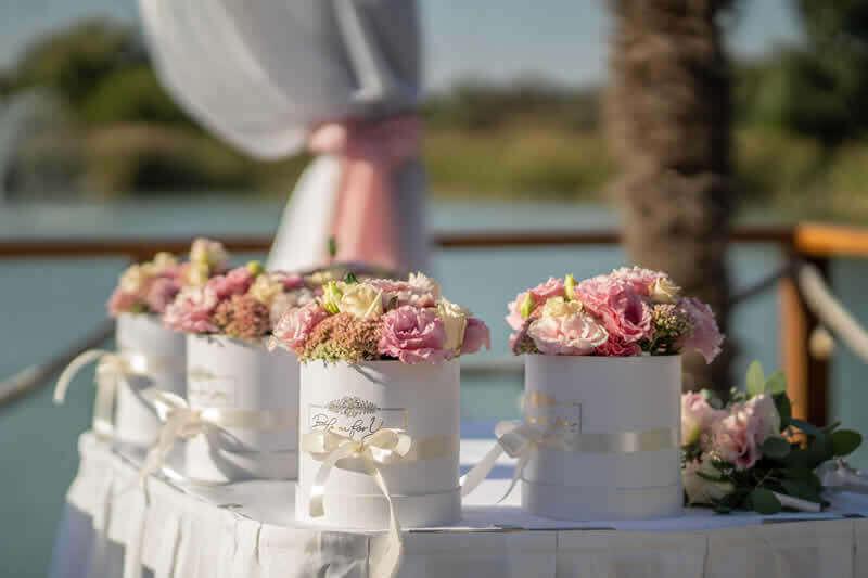 Yvette wedding