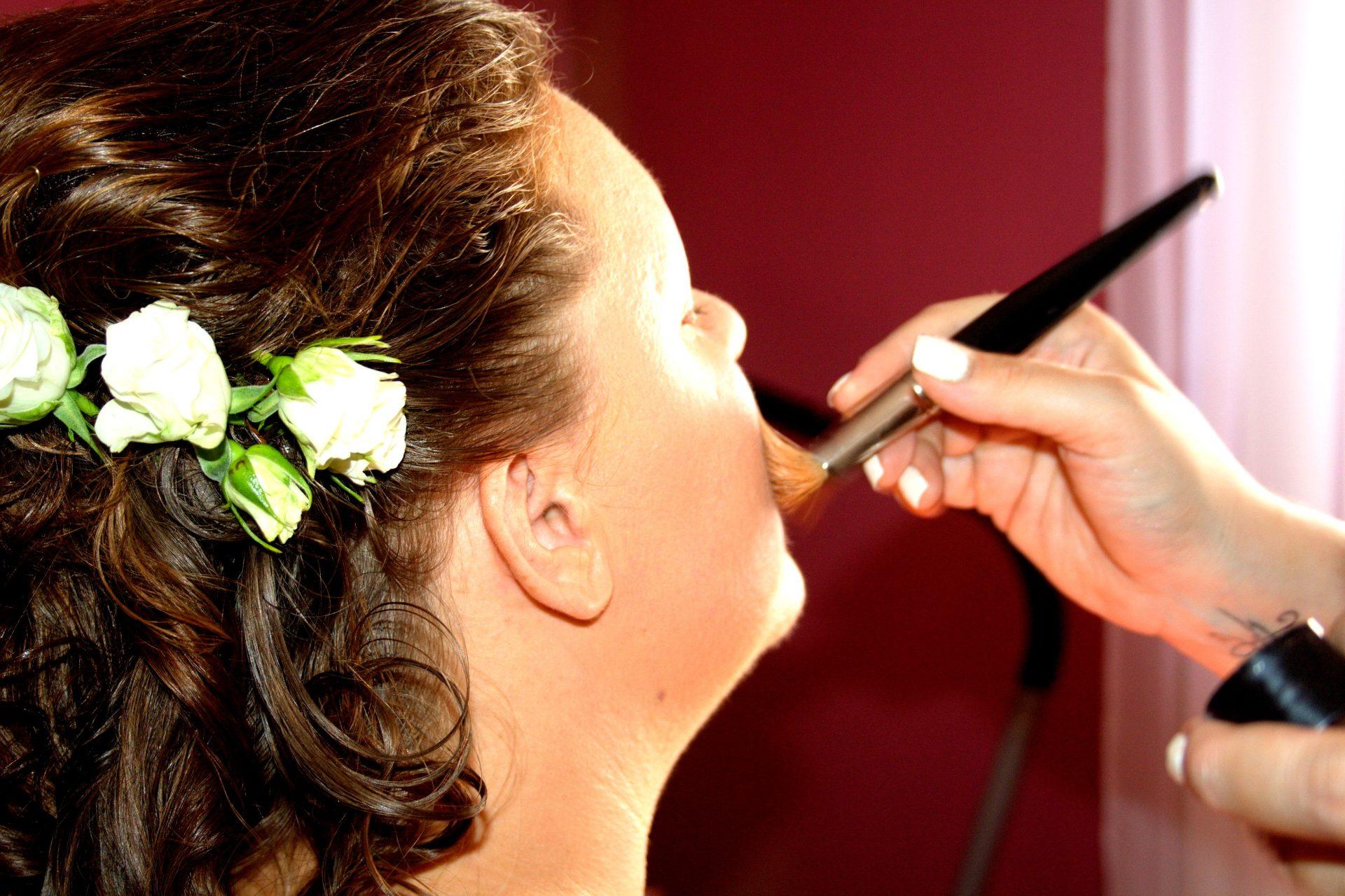Mindent az esküvői sminkről